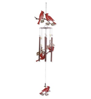 "36"" Chime - Cardinals"
