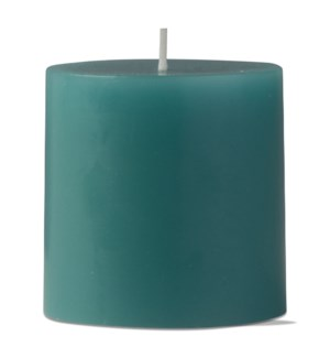 3X3 TAG COLOR PILLAR TURQUOISE