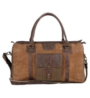Hardy Tan Duffel Bag