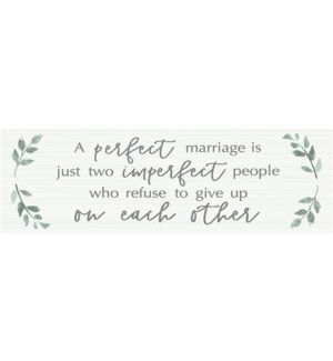 A PERFECT MARRIAGE IS JUST TWO IMPERFECT PEOPLE - 5X16