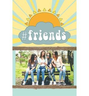 #FRIENDS - STANDING PHOTO HOLDER