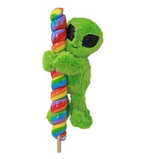 "6"" Alien on Candy Pop"