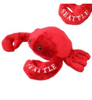 "10"" Crab w/SEATTLE"