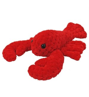 "10"" Diamond Quilt Red Lobster"