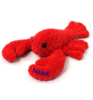 """10"""" Diamond Quilt Red Lobster Maine"""