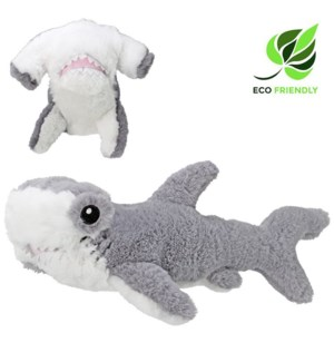 "13"" Legacy Hammerhead Shark, Eco Friendly"