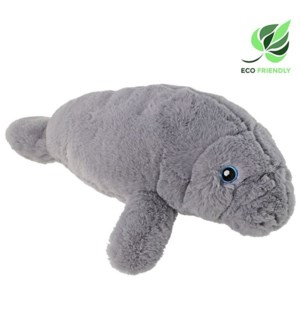 "13"" Legacy Manatee, Eco-Friendly"