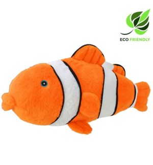 "13"" Clownfish, Eco-Friendly"
