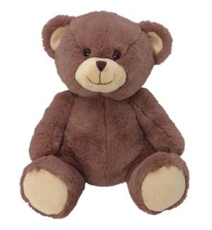 """10"""" Cafe Teddy Bear, Cocoa"""