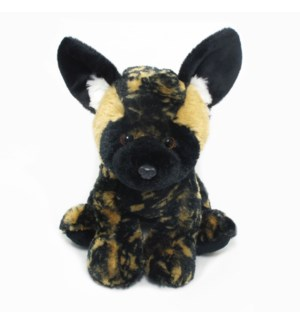 "10"" African Painted Dog"