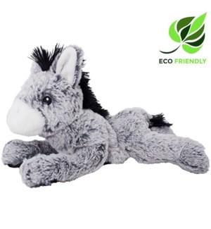 """10"""" Floppy Donkey, Eco-Friendly"""