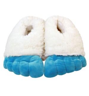 "10"" Abominable Snowman Yeti Feet, Youth"