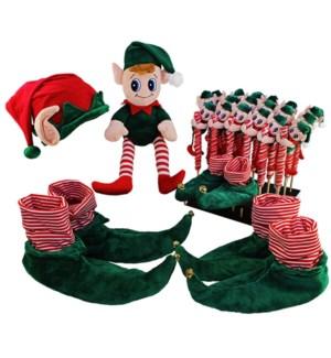 $500 Elf Crazy Bundle, 102 pcs