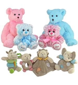 $290 Babble Baby Bundle, 60 pcs