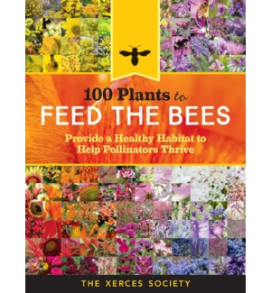 100 PLANTS TO SAVE THE BEES