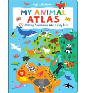 *D*MY ANIMAL ATLAS 6CC