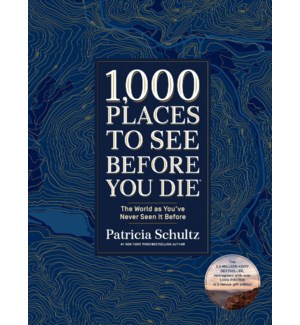 1000 PLACES TO SEE BEFORE YOU DIE DELUXE