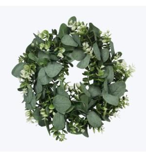 Artificial Greenery Wreath