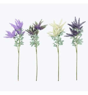 Artificial Floral 4 Assorted
