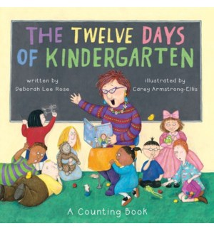 12 Days Of  Kindergarten