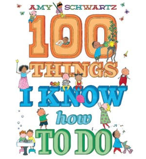 100 Things I Know How to Do (S21)