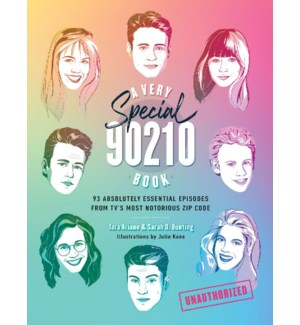 A Very Special 90210 Book (F20)
