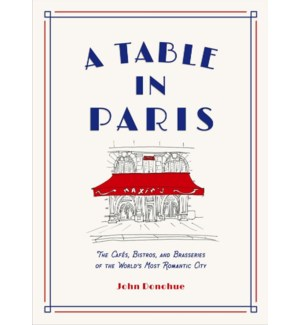 A Table in Paris