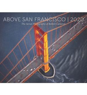 Above San Francisco 2020 Wall Calendar