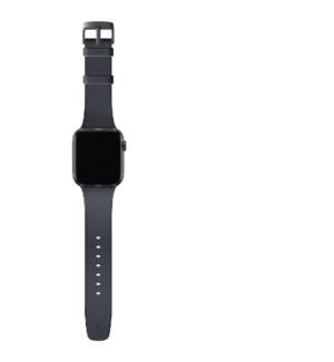 Apple Watch Strap Large (42-44mm) - Basalt
