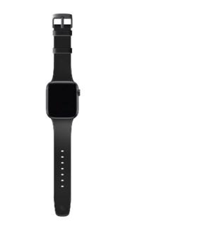Apple Watch Strap Large (42-44mm) - Black