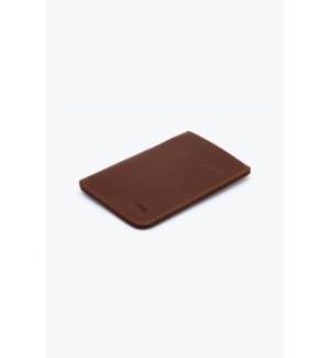Card Sleeve - Cocoa