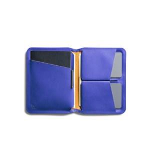 Apex Passport Cover - PepperBlue