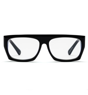 12 Bar - Gloss Black / 1.50