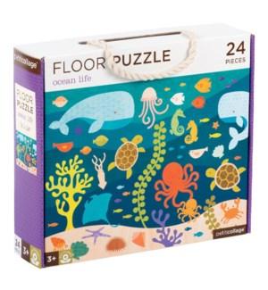 Floor Puz Ocean Life