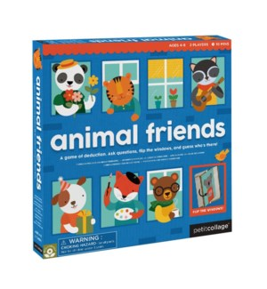 Game Animal Friends