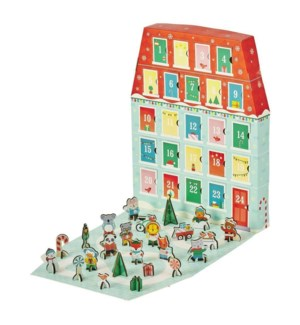 House Advent Cal