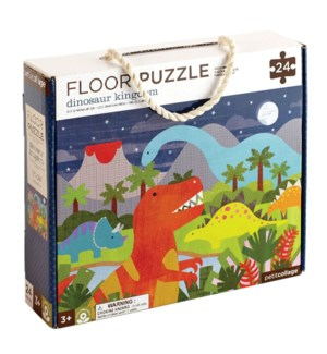 Floor Puz Dinosaur Kingdom
