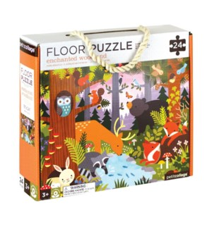Floor Puz Enchanted Woodland
