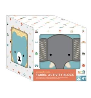 Fabric Activity Block