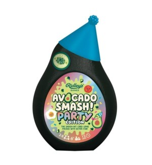 Game Avocado Smash Party