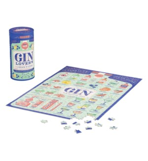 Jigsaw Puz 500pc Gin Lover's