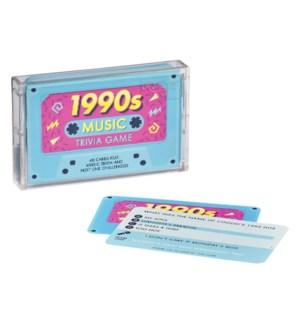 Quiz Music Trivia Tape 90s