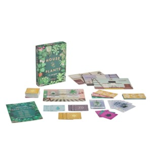 Card Game House of Plants