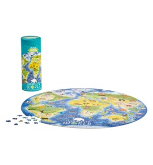 Jigsaw Puz 1000pc Endangered World