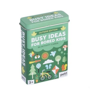 Busy Ideas for Bored Kids Outdoor