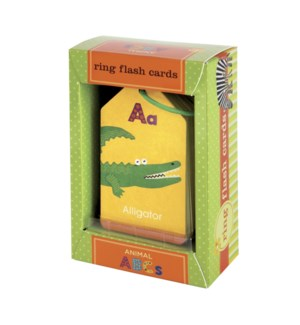 Flashcards Animals ABCs