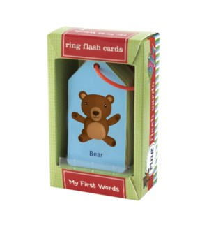 Flashcards My First Words