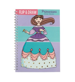 Flip & Draw Princesses