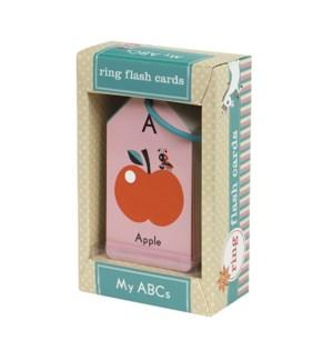 Flashcards My ABC's
