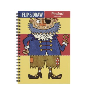 Flip & Draw Pirates